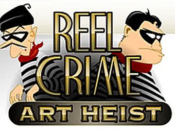 Reel Crime 2: Art Heist Slot