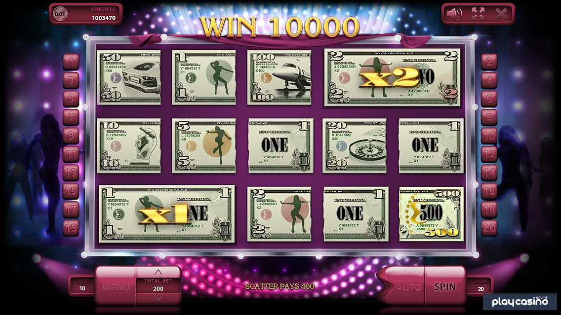 Bank Note Free Spins Bonus