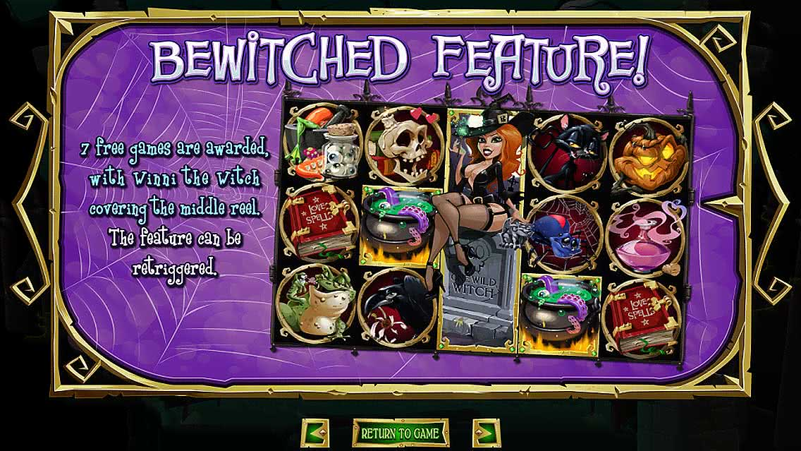 Bewitches Feature