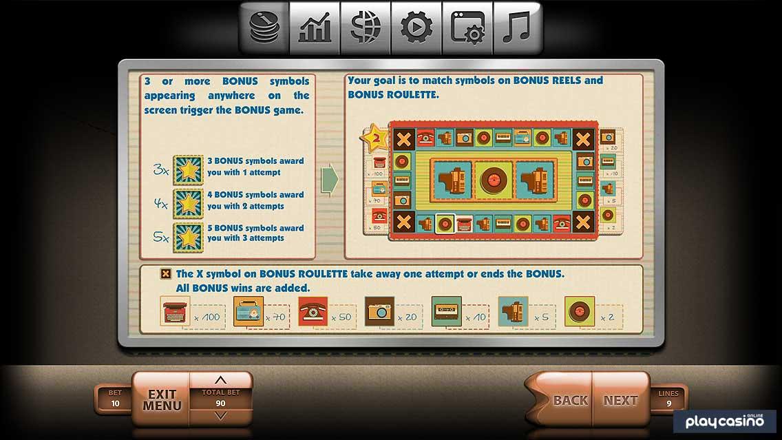 Bonus Roulette Payouts & Instructions