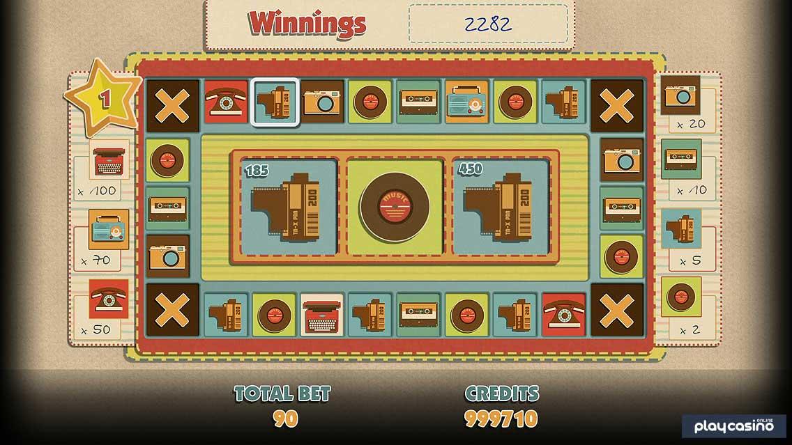 Bonus Roulette Screenshot