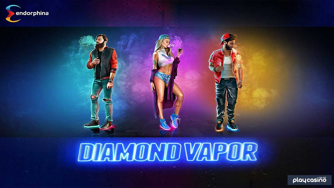 Diamond Vapor Slot