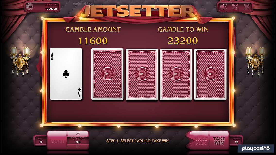 Jetsetter - Take Risk Gamble