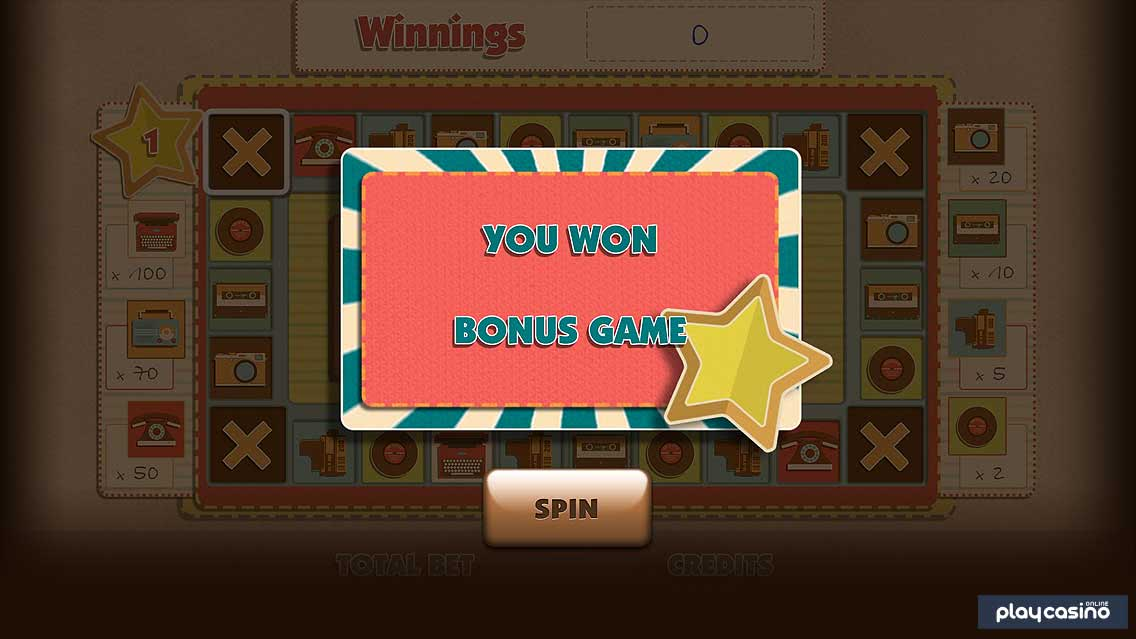 Bonus Roulette