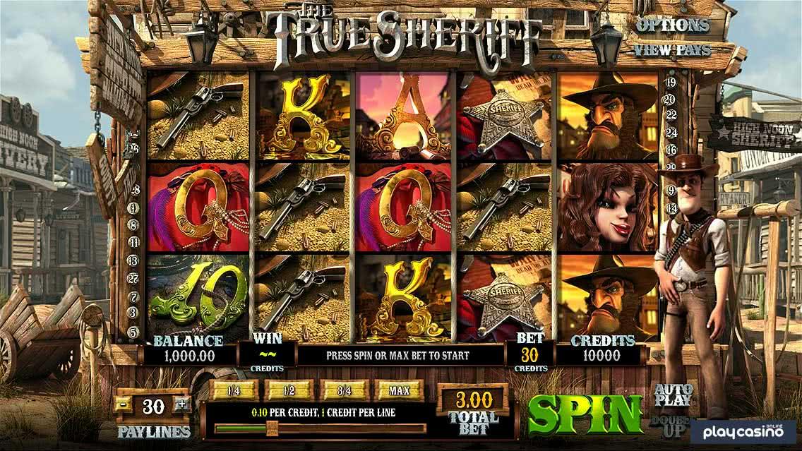 True Sheriff Screenshot