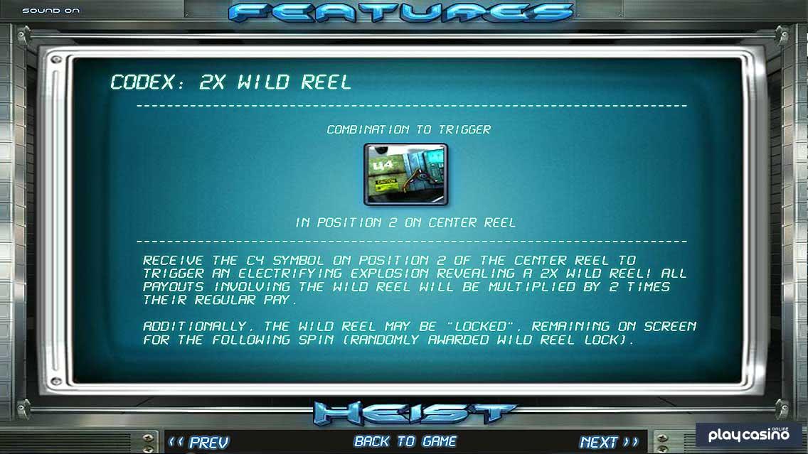 Wild Reel