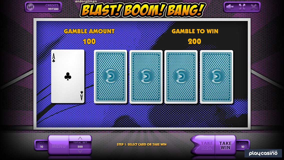 The Gamble to Win Feature
