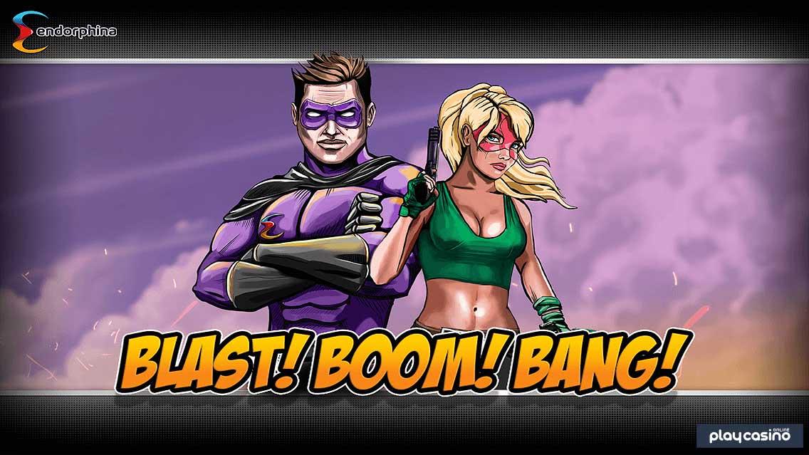 Blast Boom Bang by Endorphina