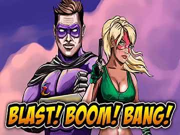 Blast! Boom! Bang! Slot