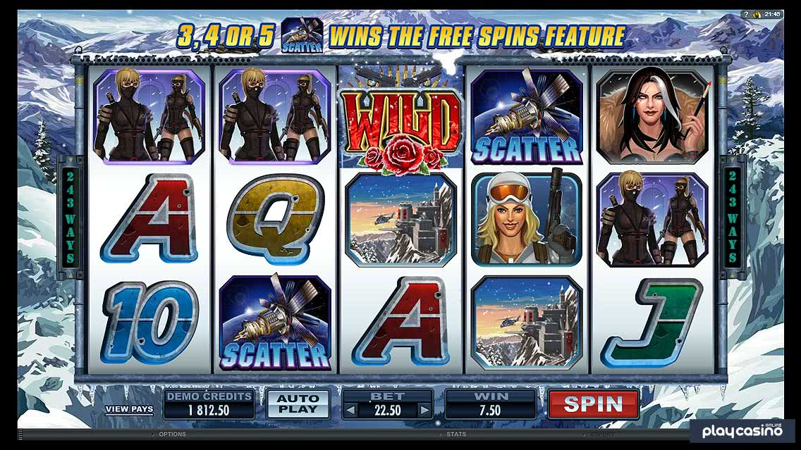 Guns Slot - Play for Free Online with No Downloads