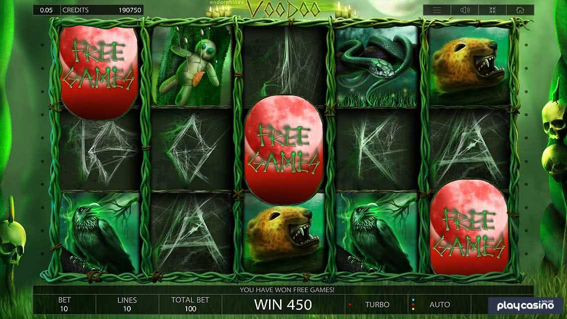 Voodoo - Free Games