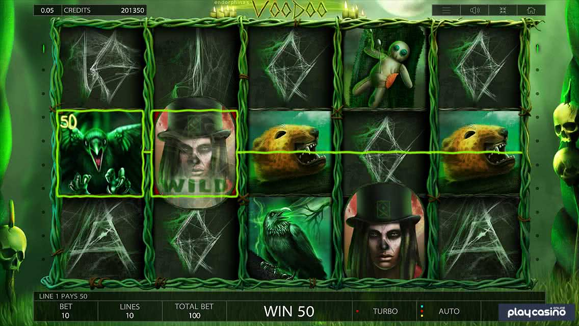 Voodoo Slot Screenshot