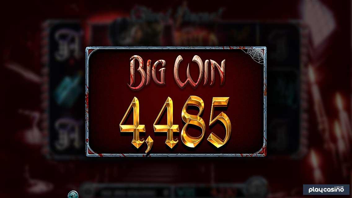 Blood Eternal Big Win