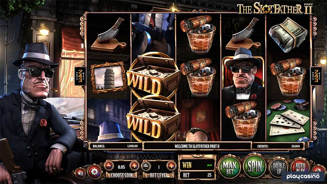 The Slotfather 2 Screenshot