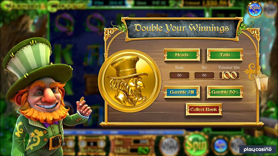 Double Your Winnings Game Feature