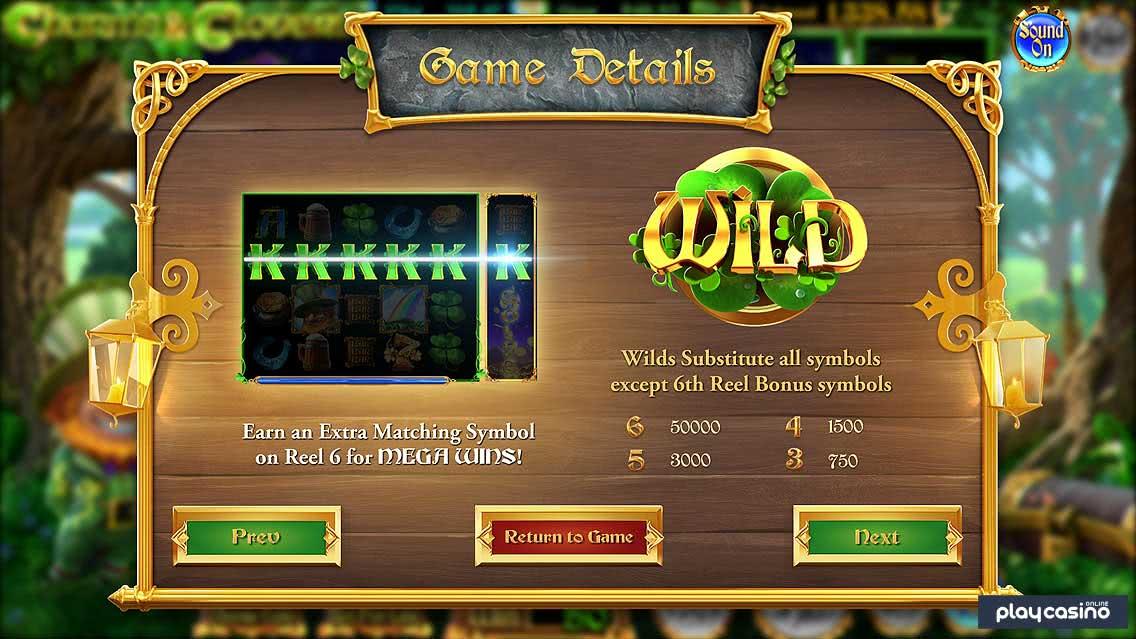 Mega Wins and Wild Symbol