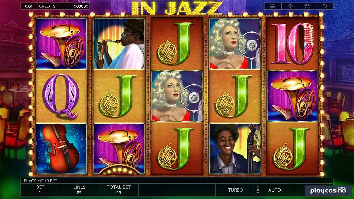 In Jazz Game Screenshot