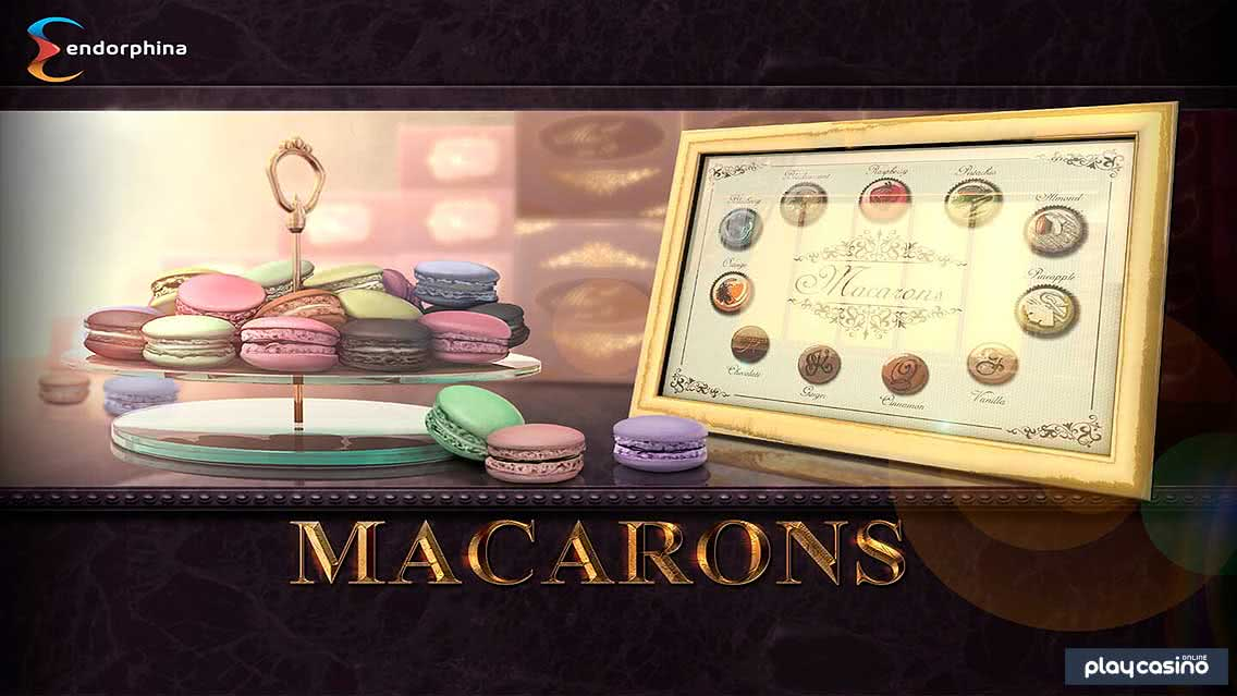 Macarons Slot by Endorphina