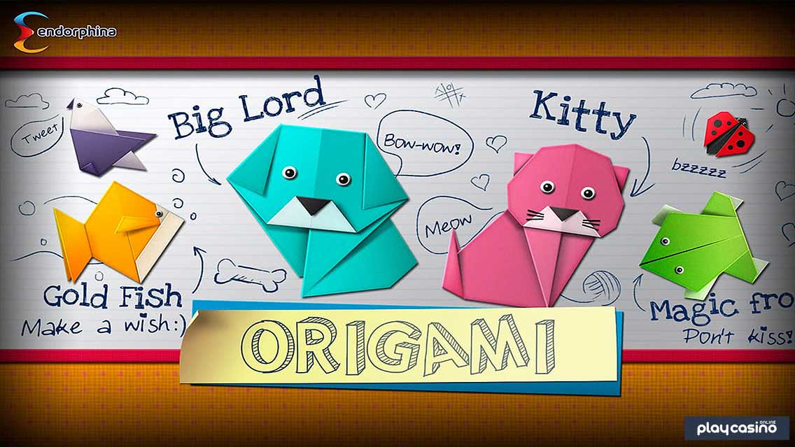 Origami Slot by Endorphina