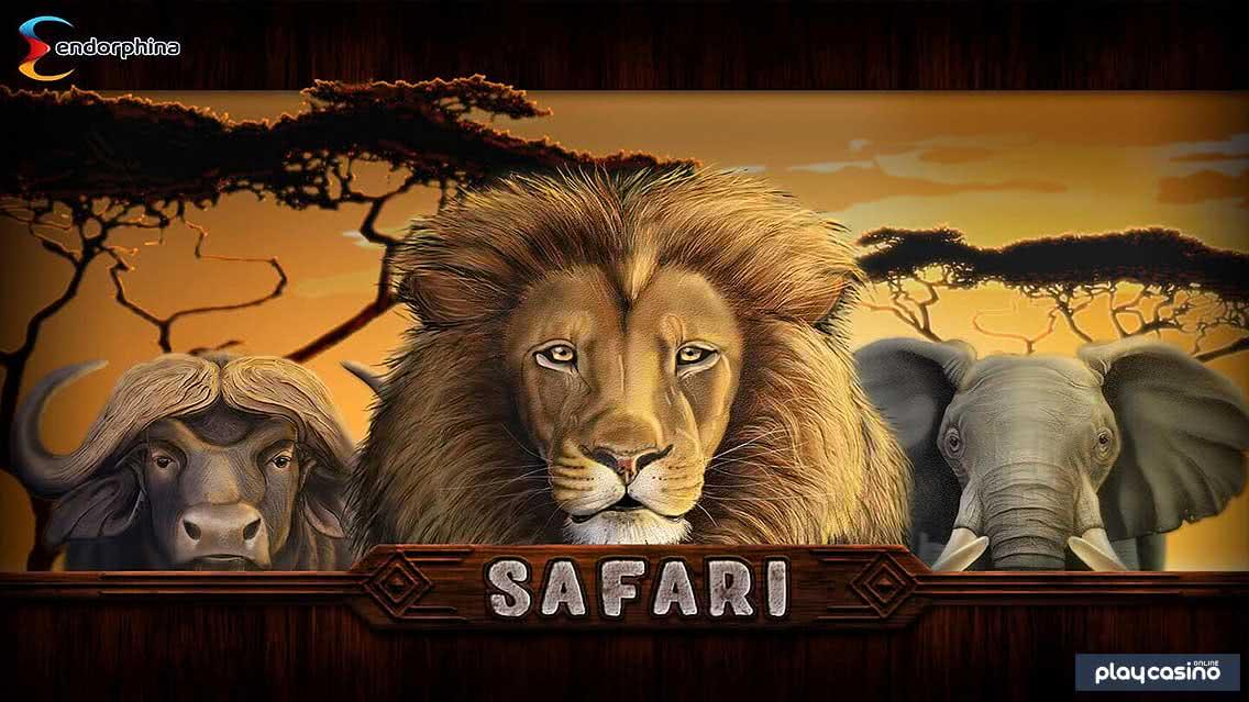 Safari Slot by Endorphina