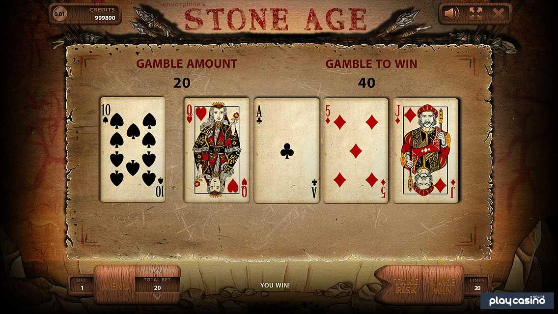 Stone Age Risk Game