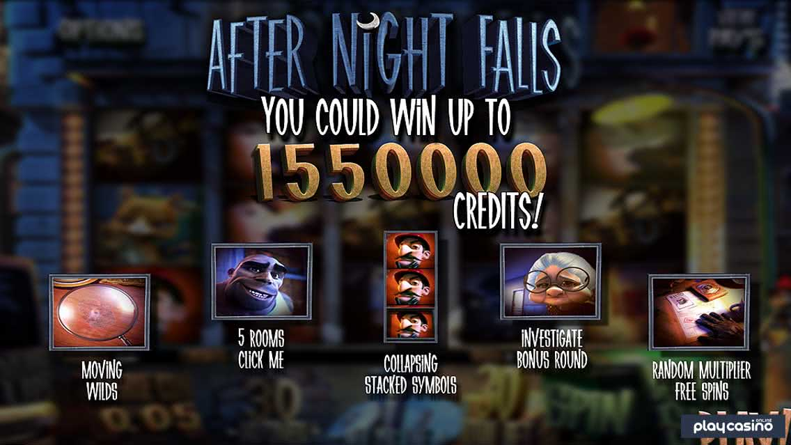 After Night Falls - Game Features