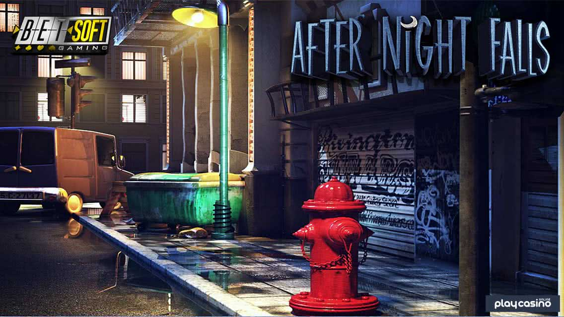 After Night Falls Slot by BetSoft