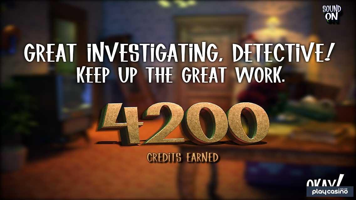 Investigating Bonus Round - Won
