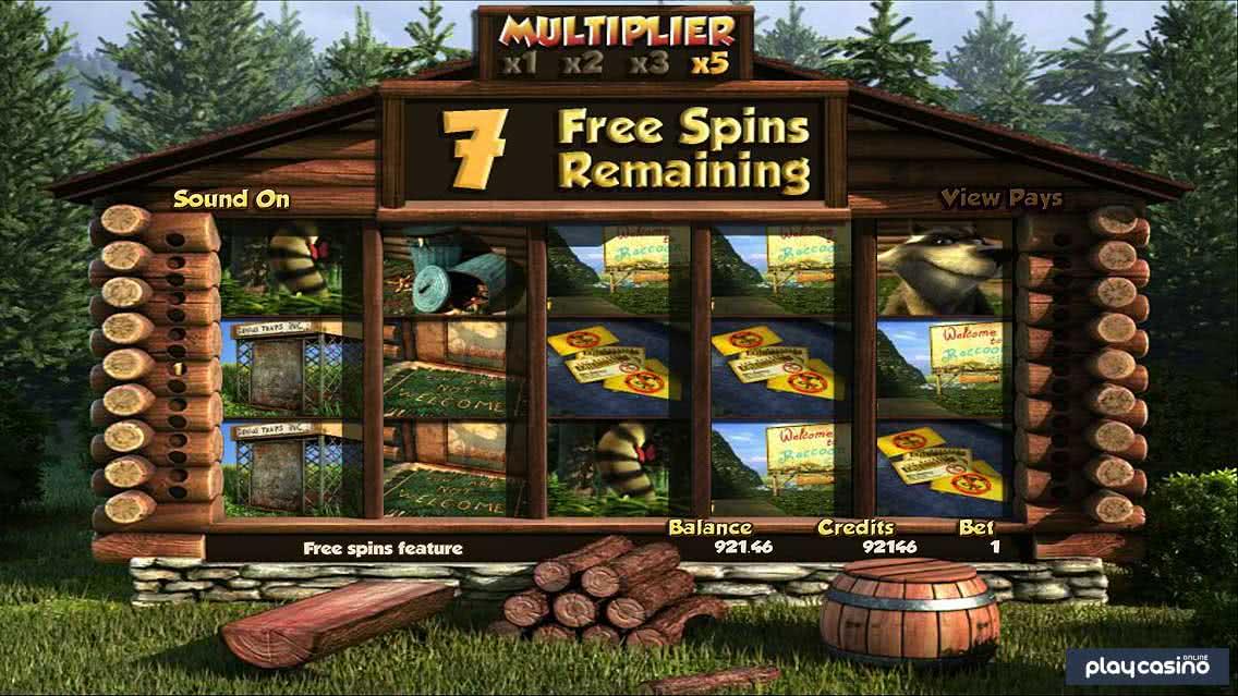 Exterminator Slot Free Spins