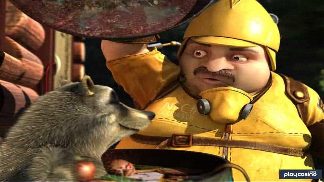 The Exterminator Slot - Raccoon Found