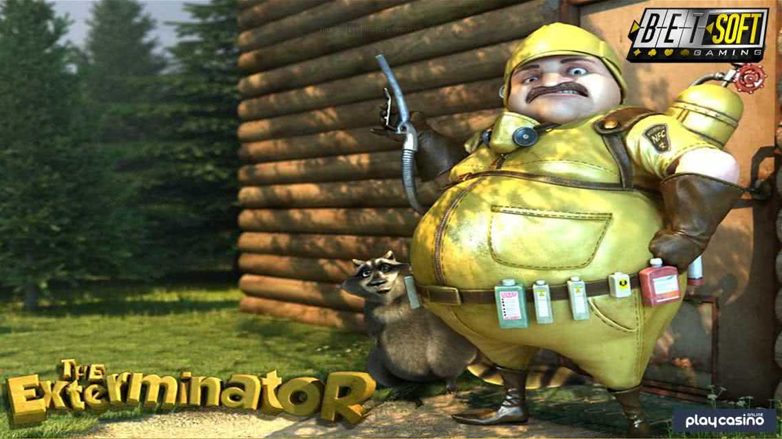 Exterminator Slot by BetSoft