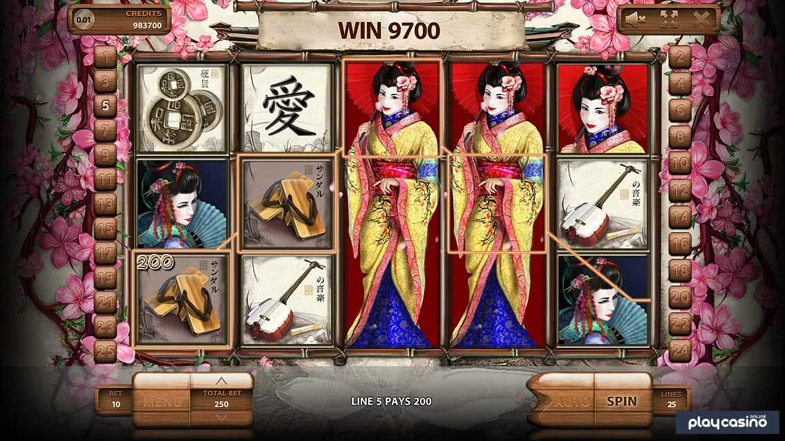 Screenshot from Free Spins