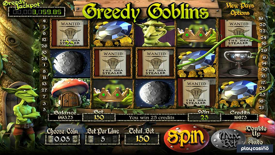 Greedy Goblins Screenshot