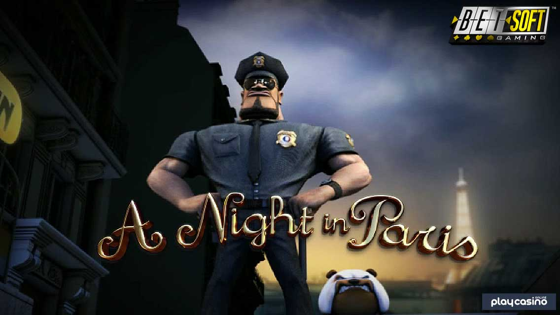 A Night in Paris Slot by BetSoft