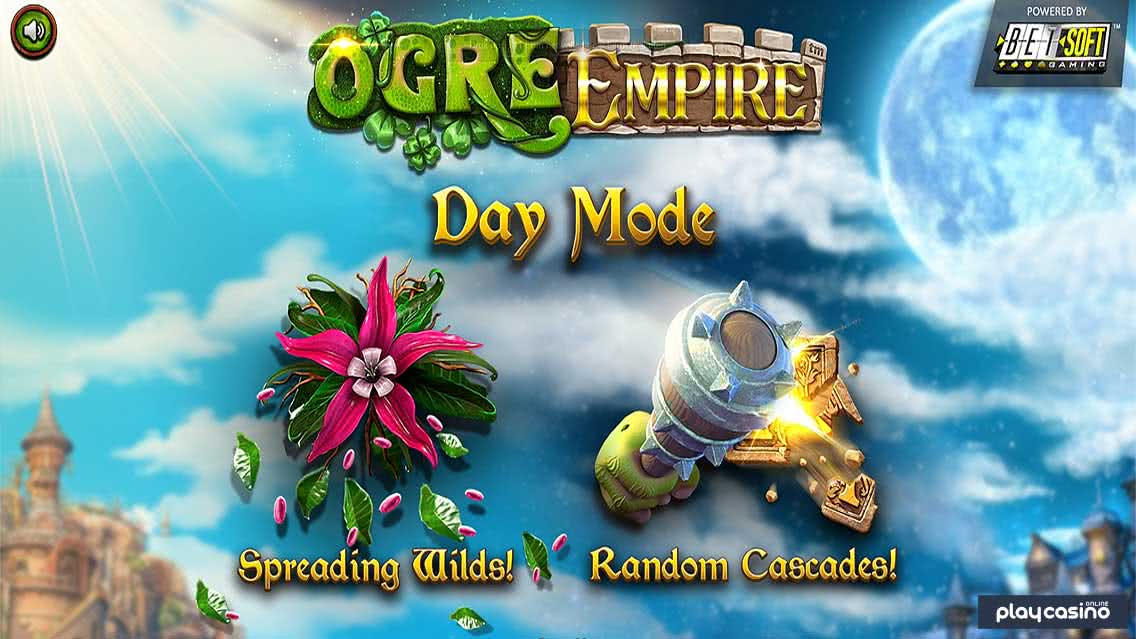 Ogre Empire Slot by BetSoft