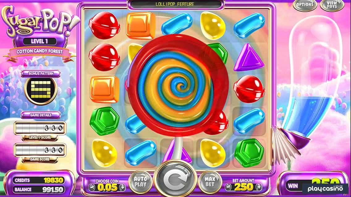 Sugar Pop - Lollipop Feature
