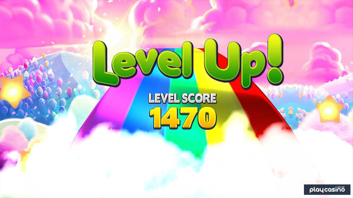 Sugar Pop Slot Level Up
