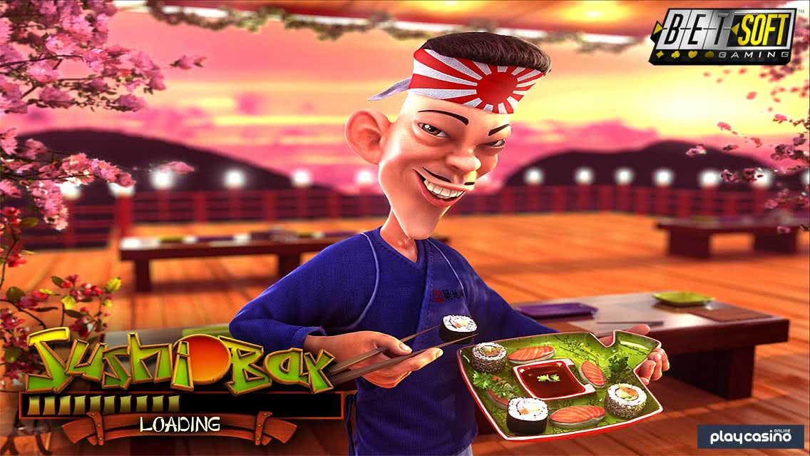 Sushi Bar Slot by BetSoft