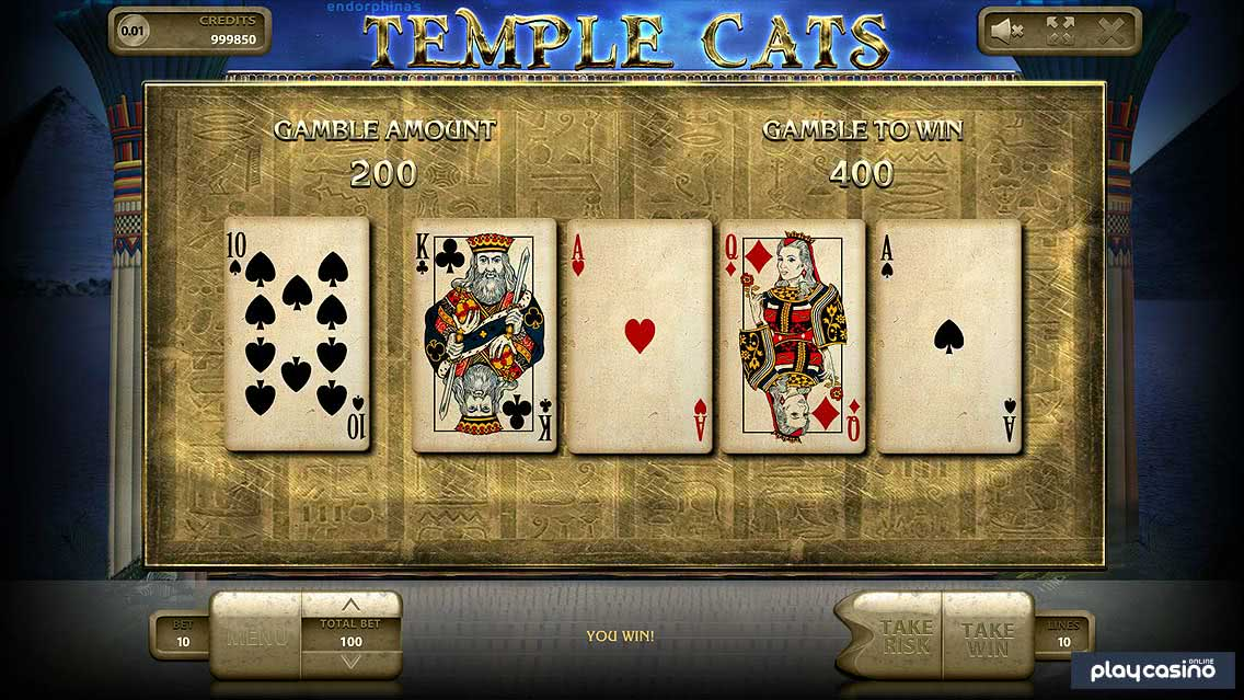 Temple Cats - Risk Game