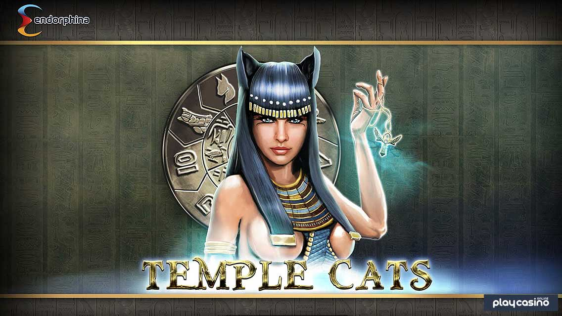Temple Cats Slot by Endorphina