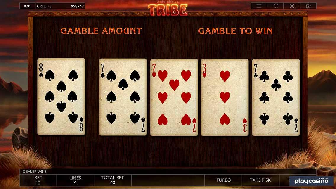 Tribe Slot - Risk Game