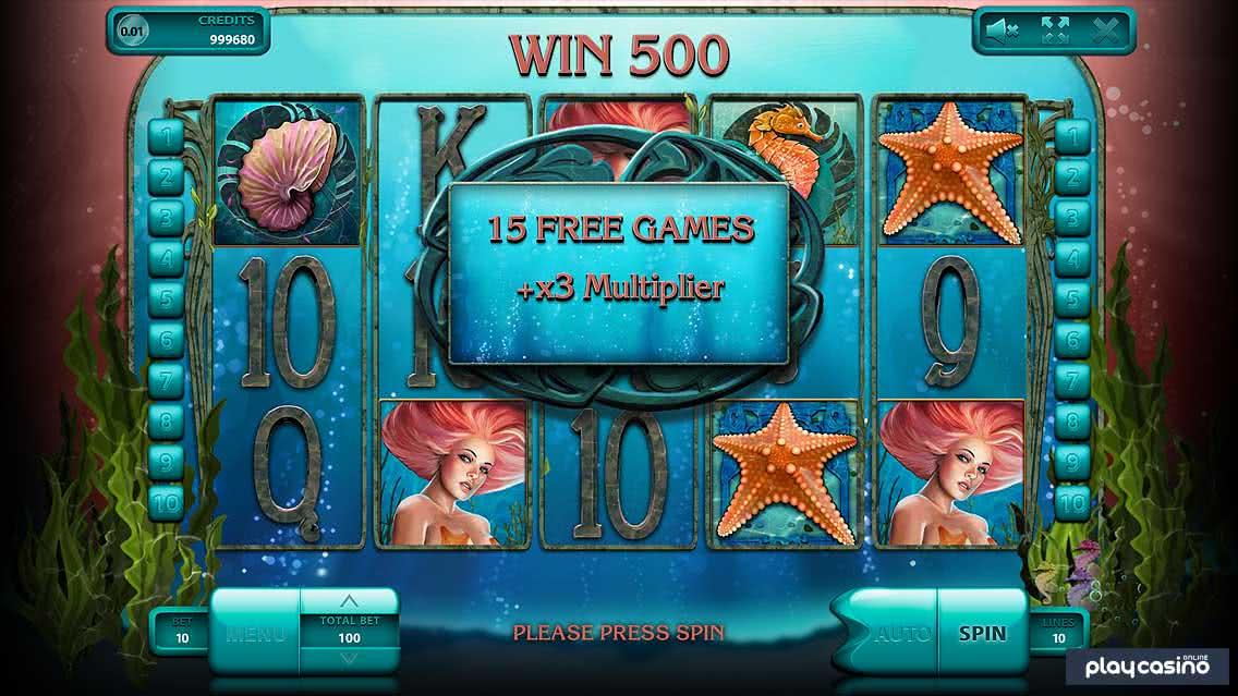 Undine's Deep Free Games