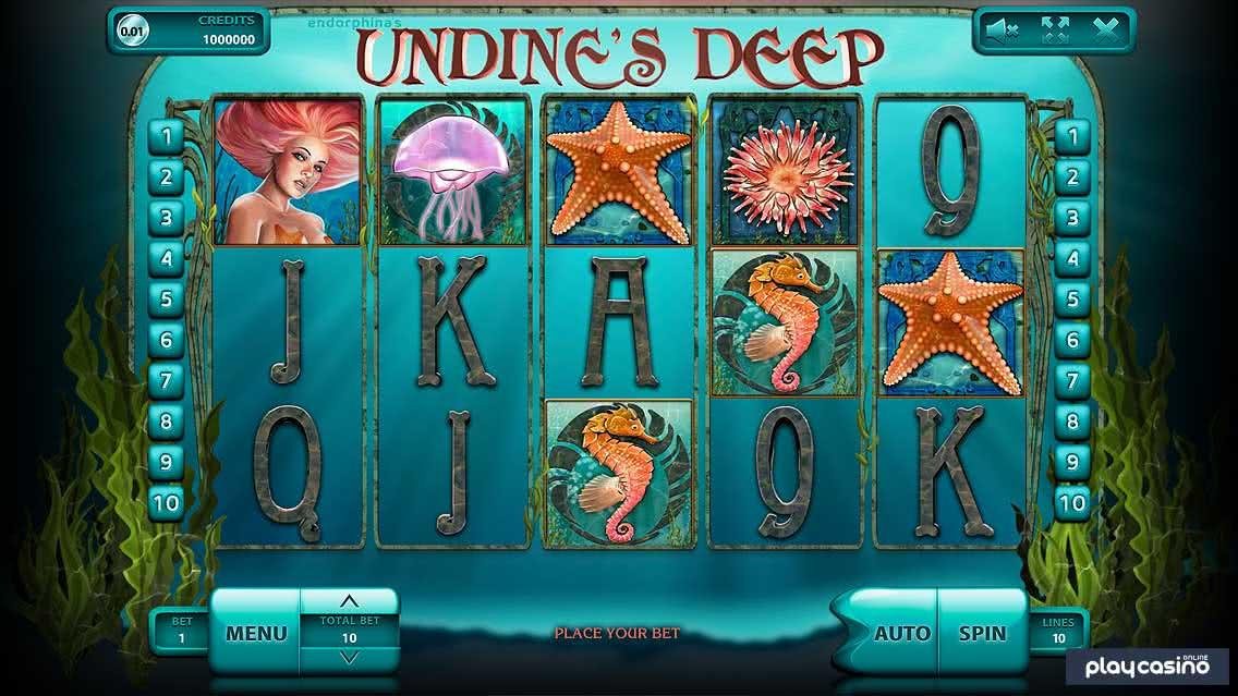 Undine's Deep Slot In Game Screenshot