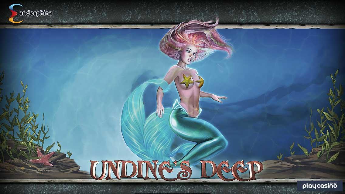 Undine's Deep Slot by Endorphina