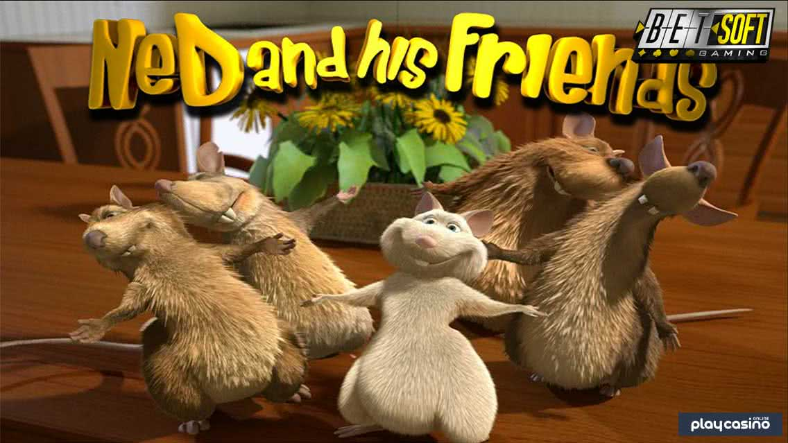 Ned and His Friends Slot by BetSoft