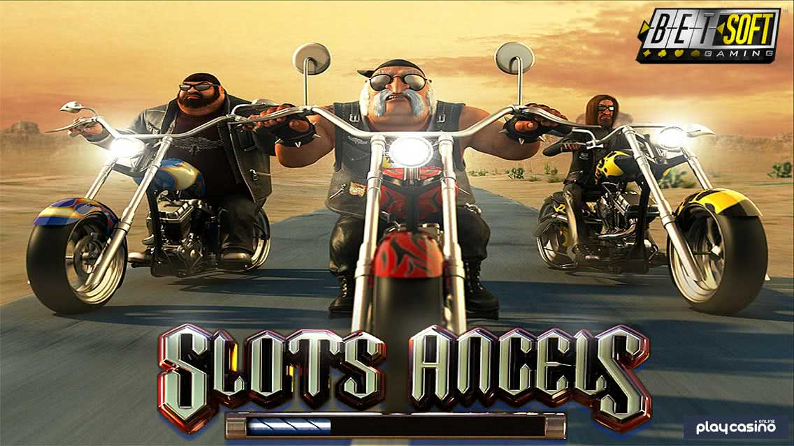 Slots Angels by BetSoft