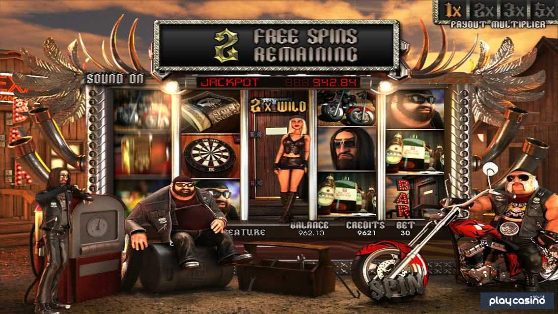 Slots Angels - Free Spins Bonus Round