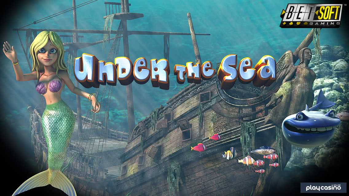 Under the Sea Slot by BetSoft