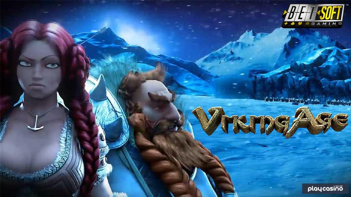 Viking Age Slot by BetSoft